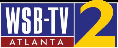 WSB-TV Channel 2 - Logo d'Atlanta