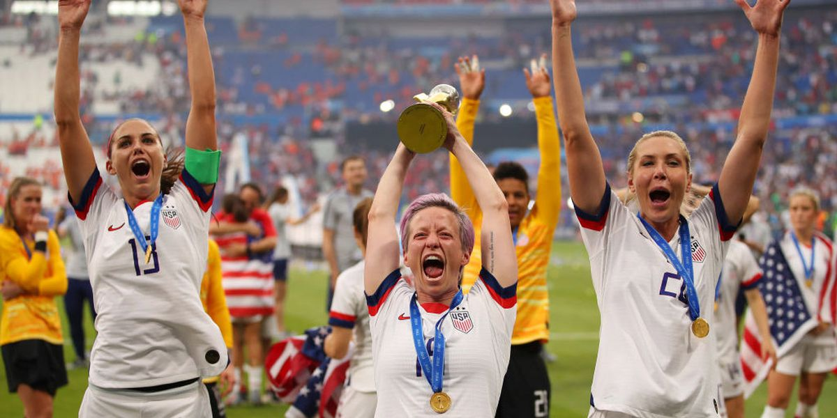 USA defeats the Netherlands to become FIFA Women's World Cup champions