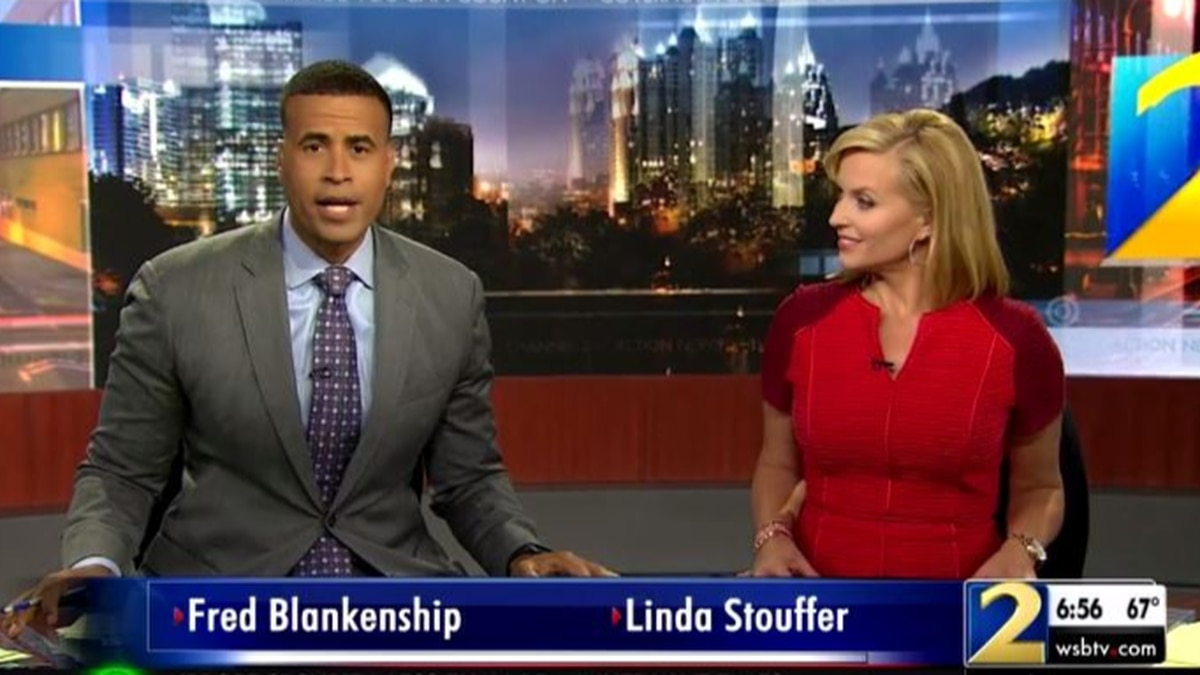 Atlanta news anchors honor Tupac on what would've been his 46th birthday
