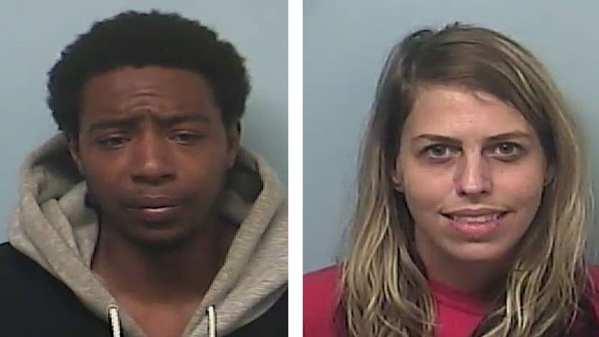 Pound of crystal meth, other drugs, guns, cash confiscated during raid