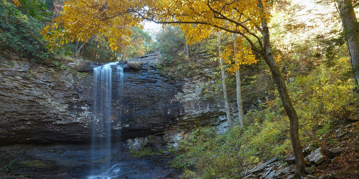 See vibrant leaves, waterfalls this fall at Ga State Parks