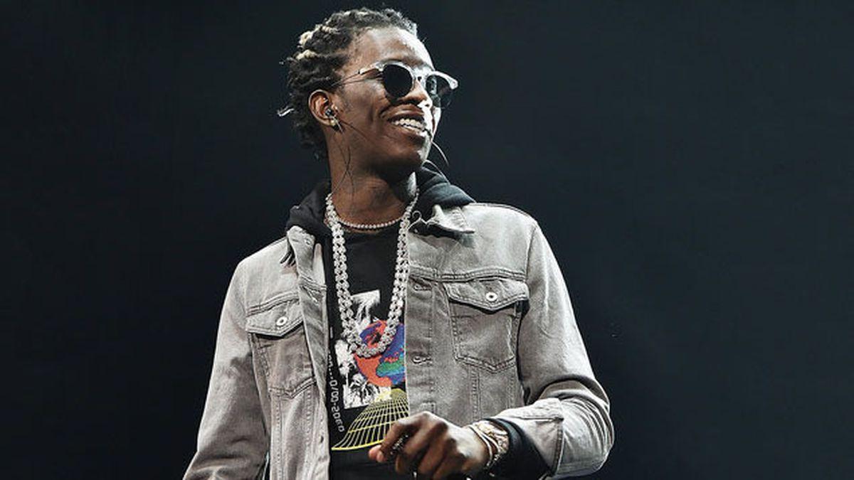 Atlanta rapper Young Thug selling Buckhead mansion for $3M