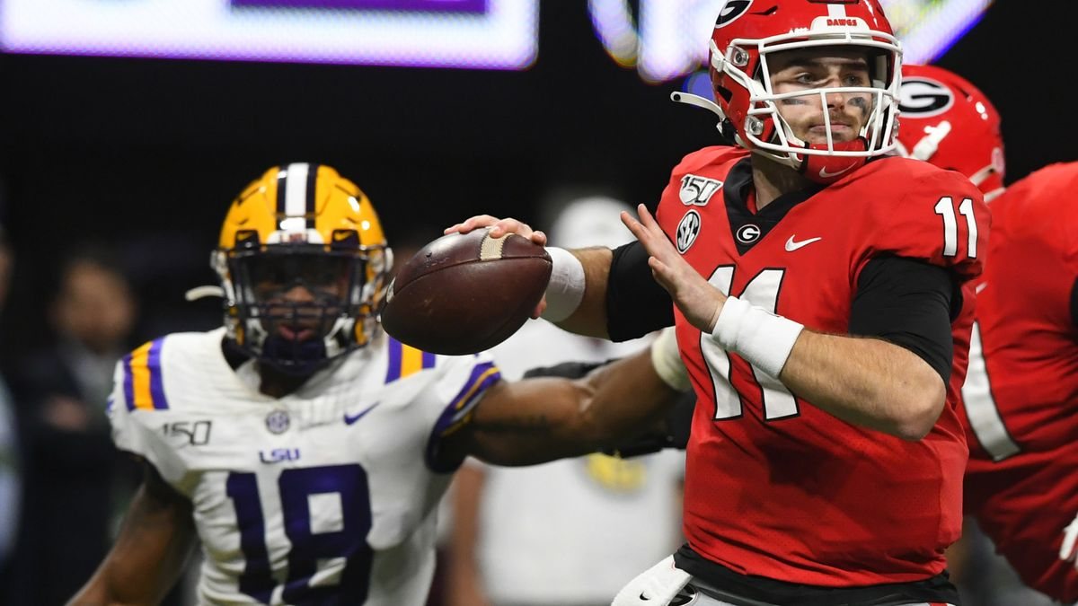 Georgia finishes No. 5 in playoff rankings, will face No. 7 Baylor in Sugar Bowl