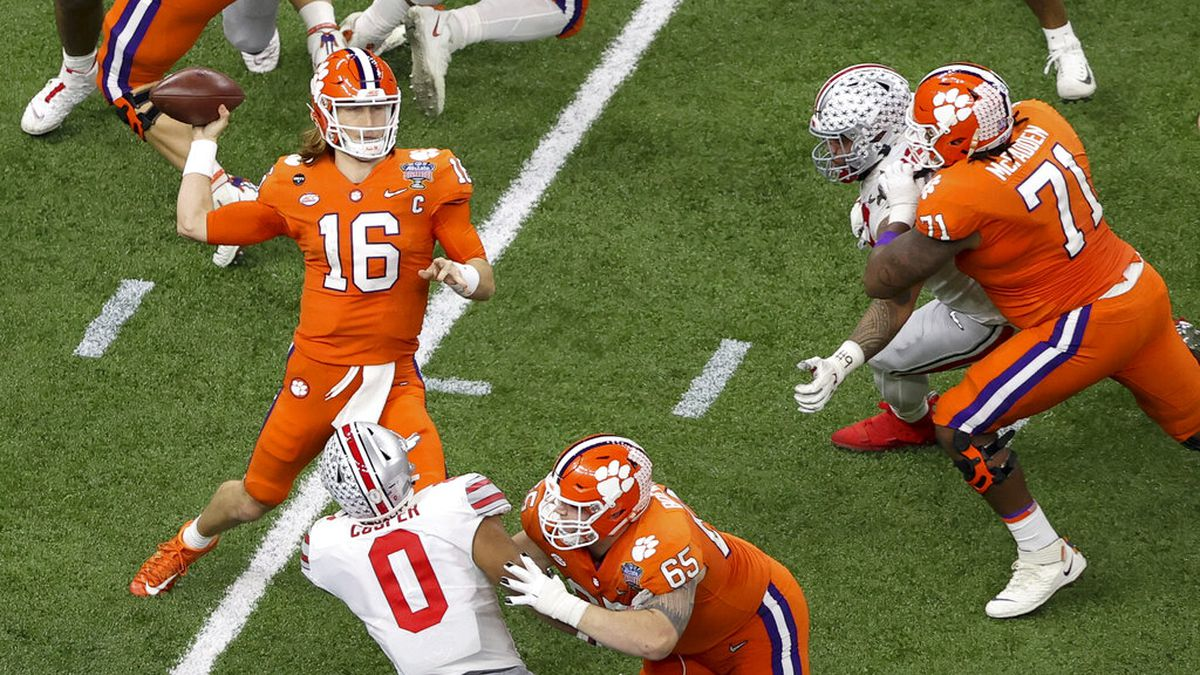 Trevor Lawrence makes it official, declares for the NFL Draft