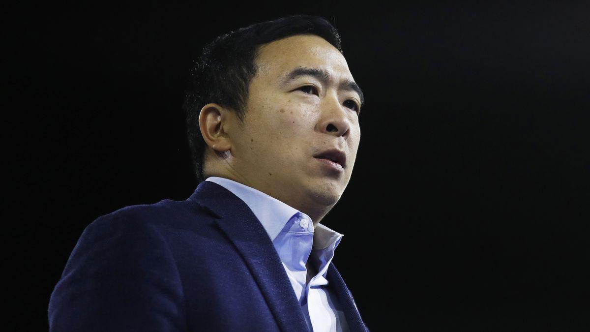 Andrew Yang moving to Atlanta to help Democrats win Senate runoffs