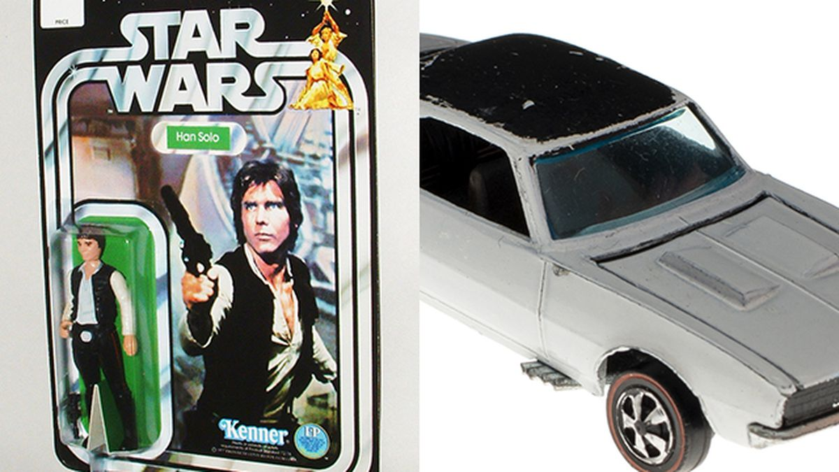 See $100,000 Hot Wheels car, get your toys appraised at vintage toy show