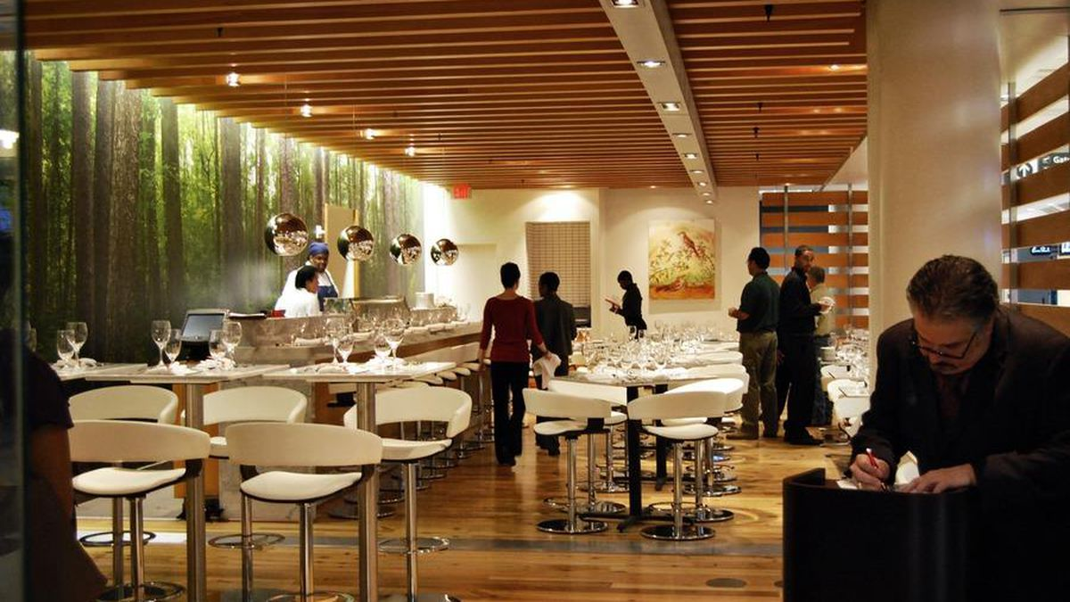 Best airport restaurant in US found in Atlanta airport