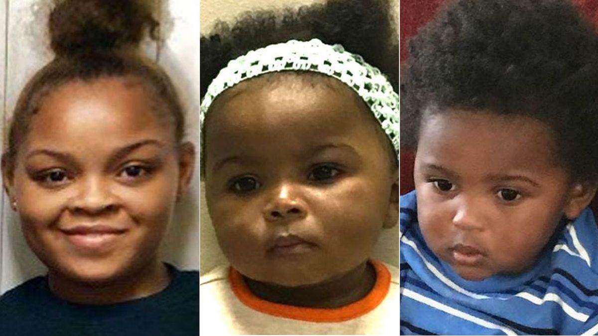 Nationwide search underway for missing Georgia teen, 2 children
