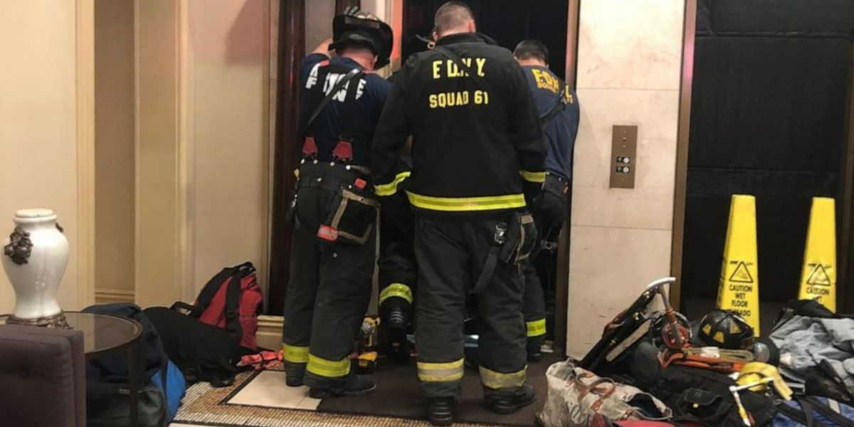 30-year-old man crushed to death by falling elevator in freak accident
