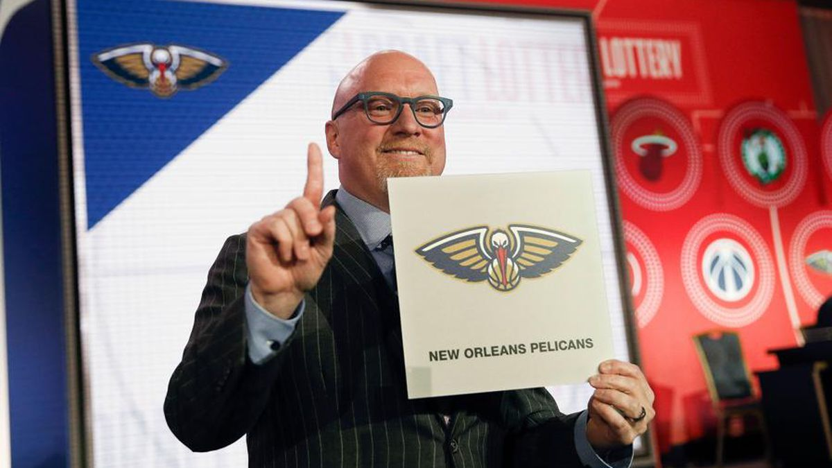 Zion to NOLA makes the Hawks' luckless lottery even worse