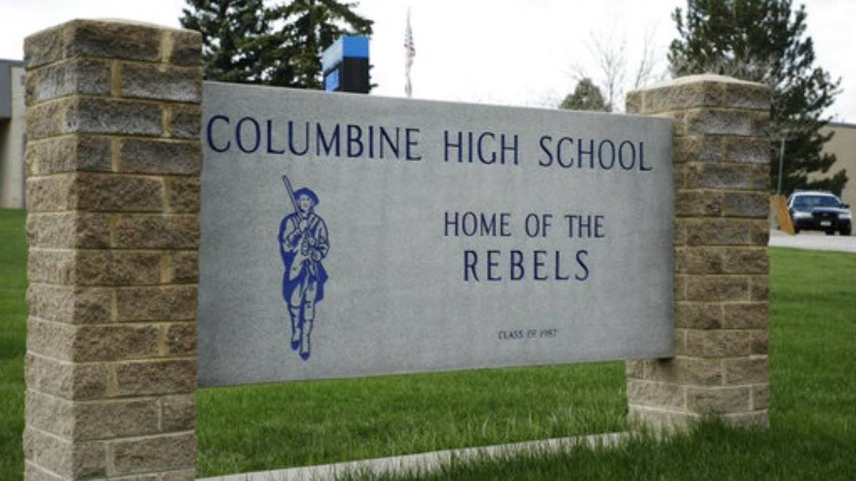 Colorado School Officials Consider Plan To Demolish Columbine High