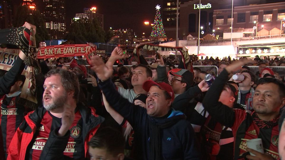 Atlanta United MLS Cup victory parade: Roads closed downtown