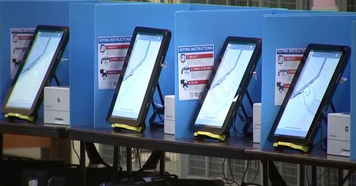 Georgia House passes sweeping voting bill, advances to Senate