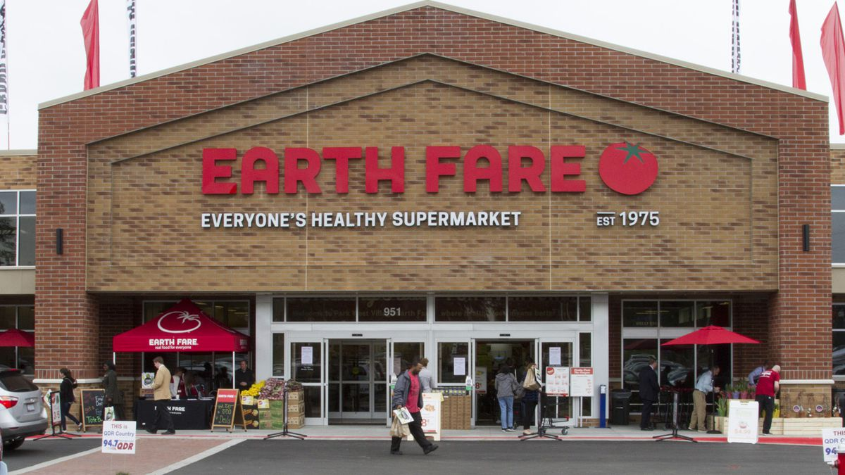 Health and wellness grocery chain Earth Fare to close all stores
