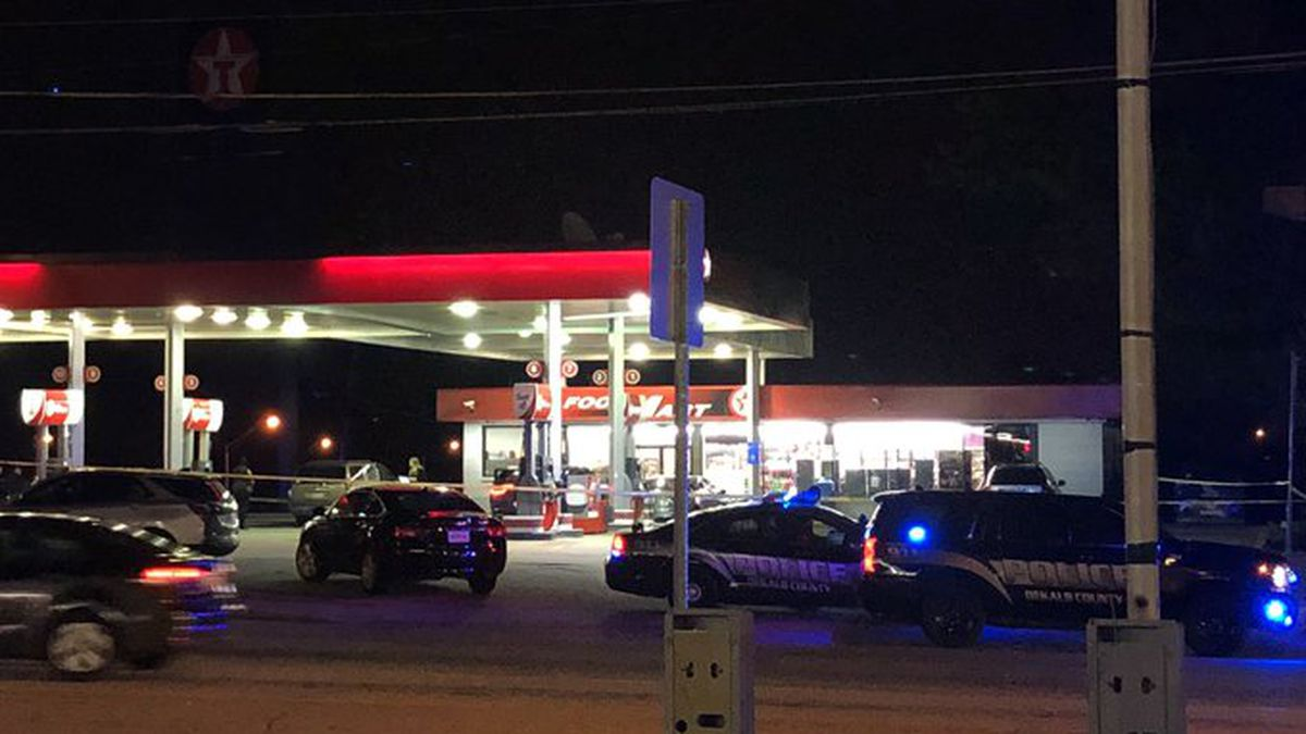 Deadly shooting at DeKalb gas station was in self-defense, police say