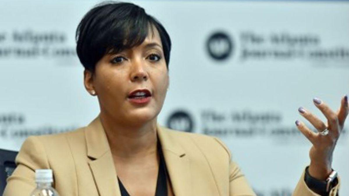Mayor announces 5-phase plan to start reopening city of Atlanta