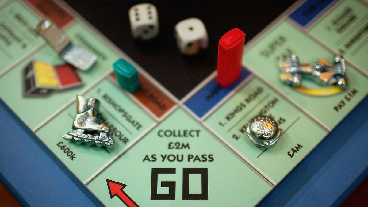 Host Monopoly, Scrabble, Risk game night while staying at home