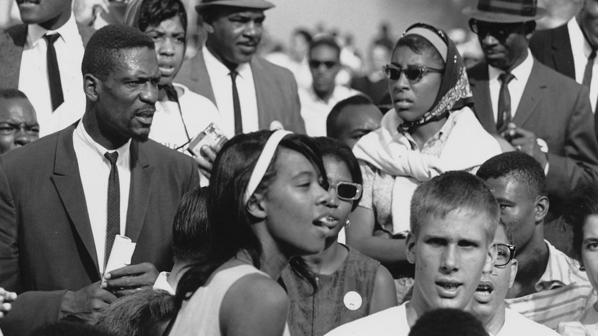 See the March on Washington schedule