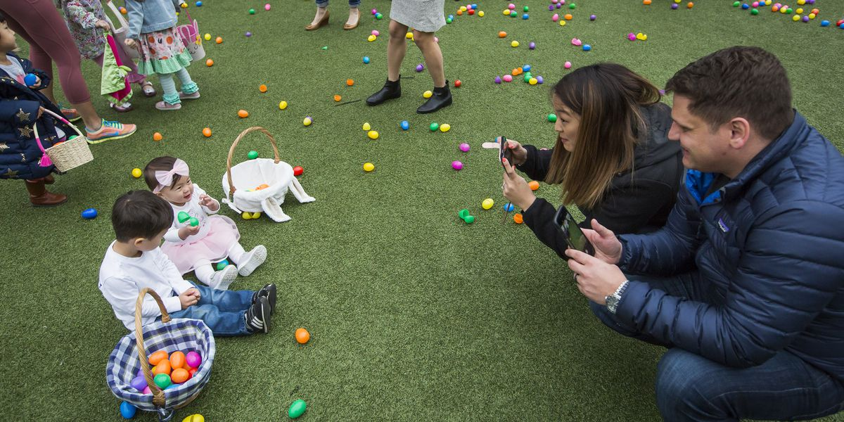 Avalon to host Easter egg hunt in Alpharetta