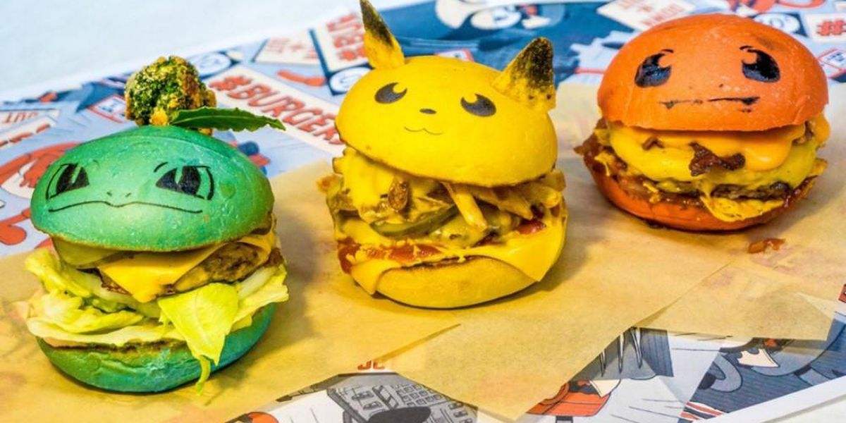 Find Pokémon-themed burgers, drinks at PokéBar pop-up headed to Atlanta