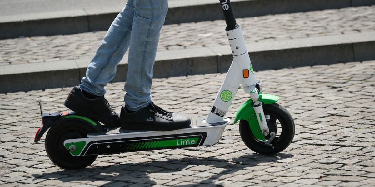 Lime says it is pulling its scooters from Atlanta