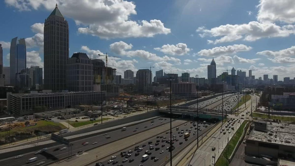 Here's how much money you need to live happily in Atlanta, according to study