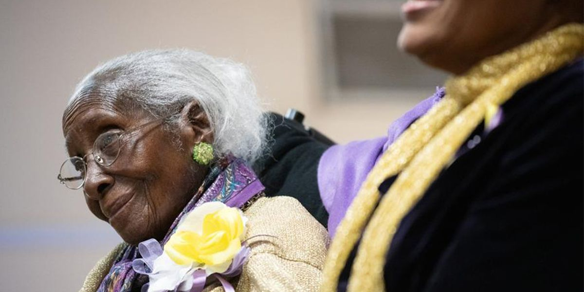 107-year-old Decatur woman, and her diner, helped build black Atlanta