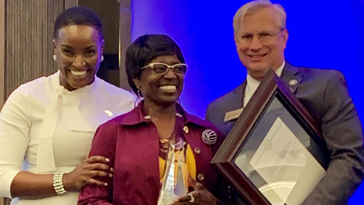Gwinnett woman named one of Georgia's 'Foster Caregivers of the Year'