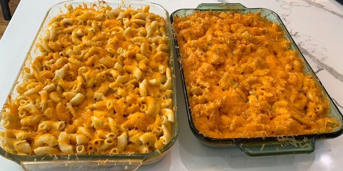 Atlanta Mayor completes another impressive Christmas meal, including mac and cheese