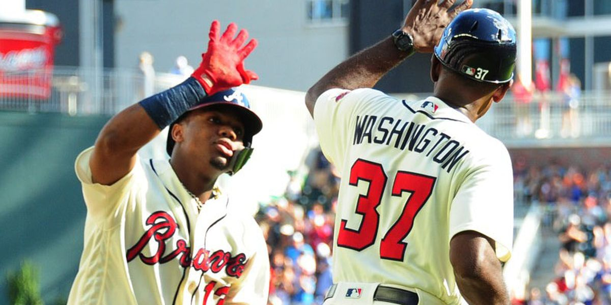 What's the 'magic number' for the Atlanta Braves now?