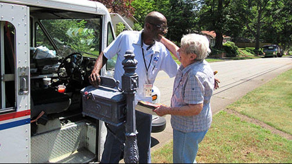 UPDATE! Beloved mailman's retirement GoFundMe raises more than $20k