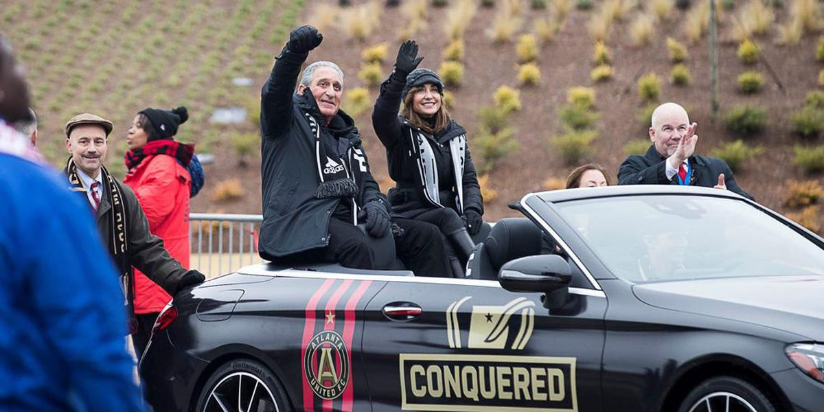 Arthur Blank, wife Angela are getting a divorce