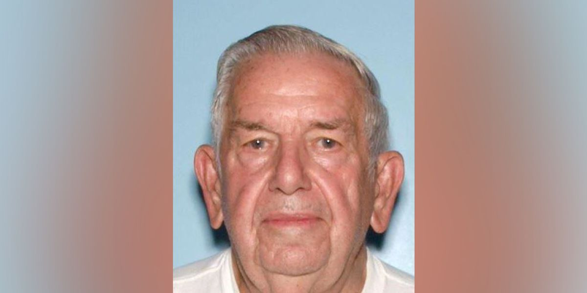 FOUND: Missing 82-year-old man with dementia found safe