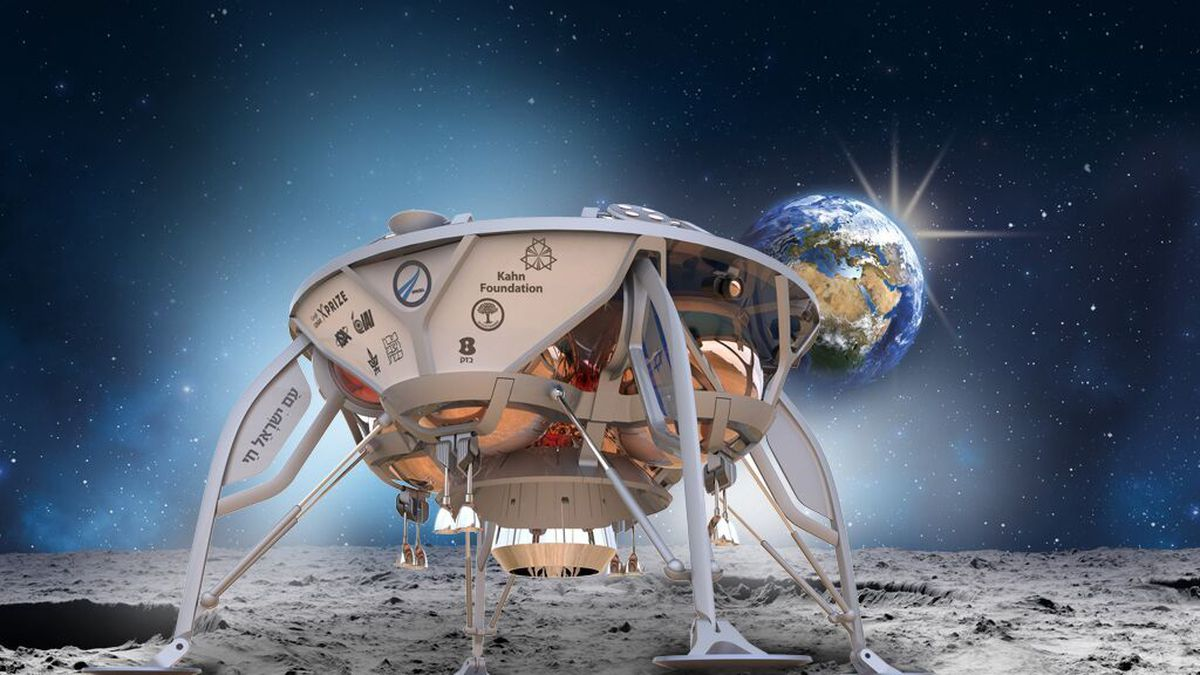 Israel plans mission to the moon using smallest spacecraft to ever make the journey
