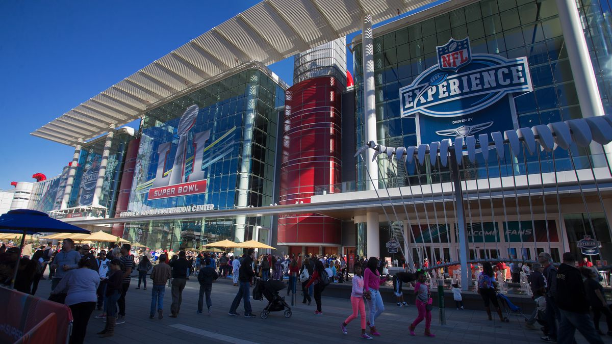 Tickets are on sale NOW for the 'Super Bowl Experience'