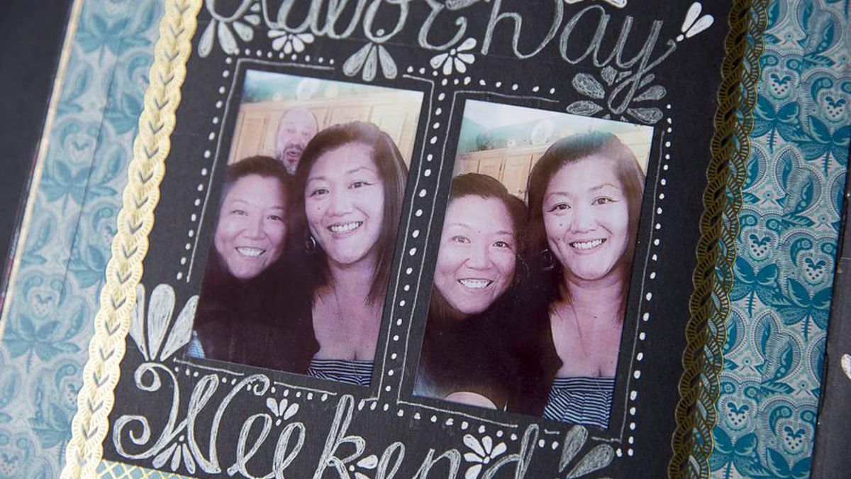 Using online DNA tests, 2 metro Atlanta women discover they're sisters