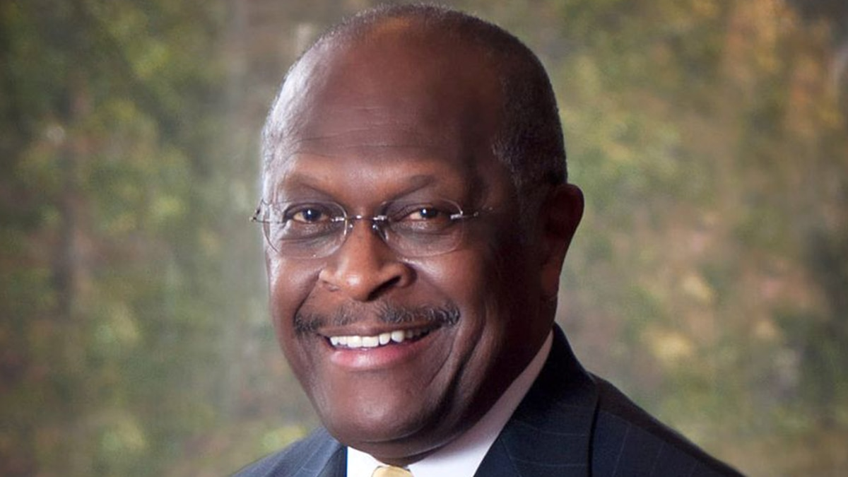 Herman Cain remains on oxygen a month after being hospitalized with COVID-19