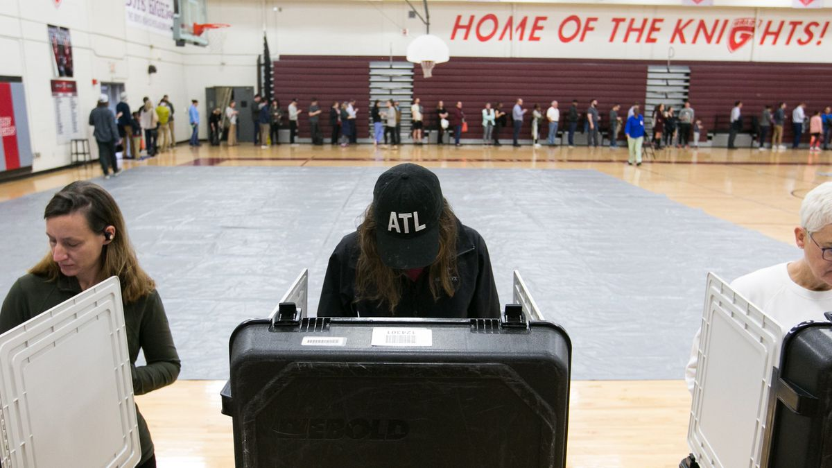 Voter registration surges in Georgia ahead of 2020 elections