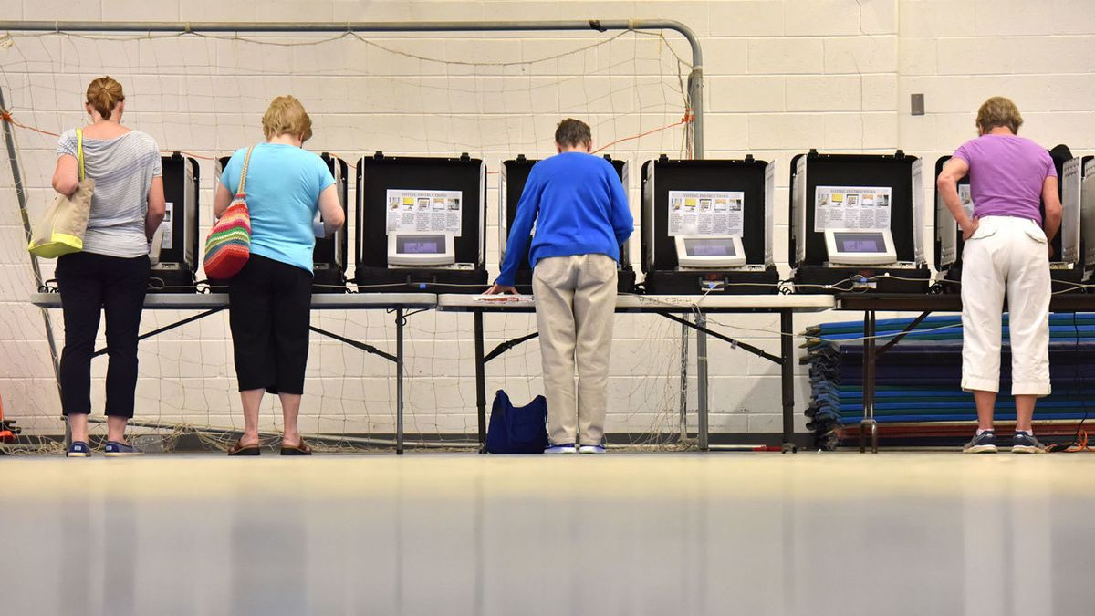 What To Know About Voting in Person in Georgia