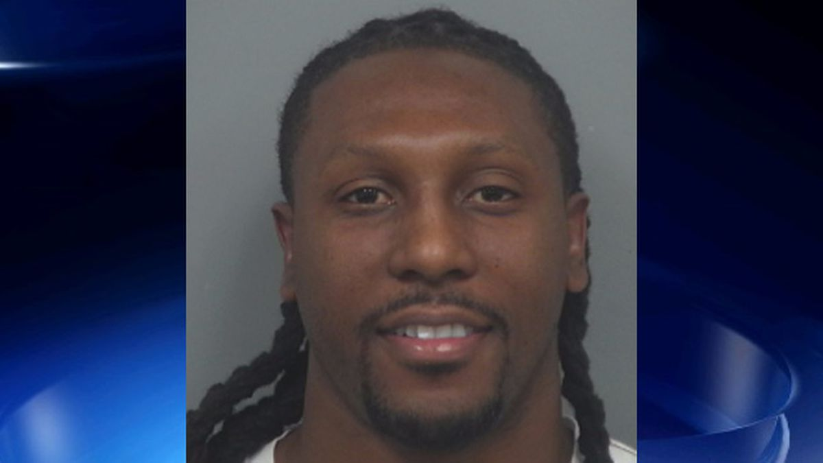 Former Atlanta Falcons player Roddy White arrested in Gwinnett County