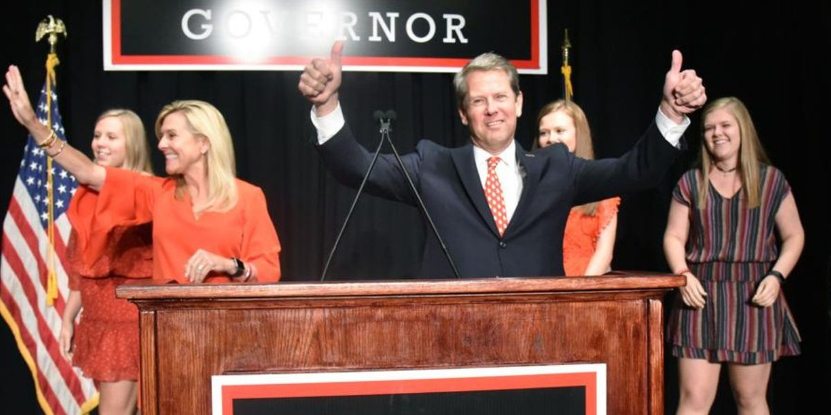 Georgia certifies election results, confirming Brian Kemp as governor