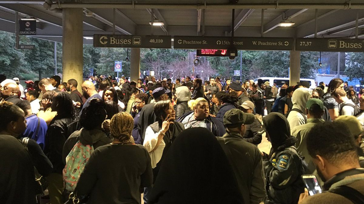 MARTA train service resumes after emergency situation causes major delays