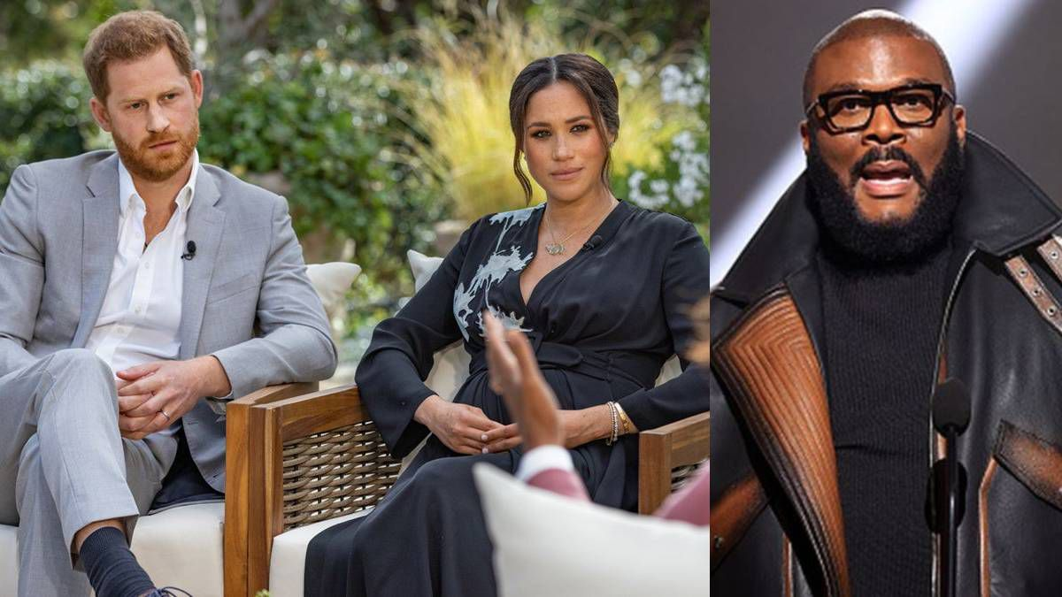 Royal interview: How Atlanta's Tyler Perry helped Prince Harry and Meghan