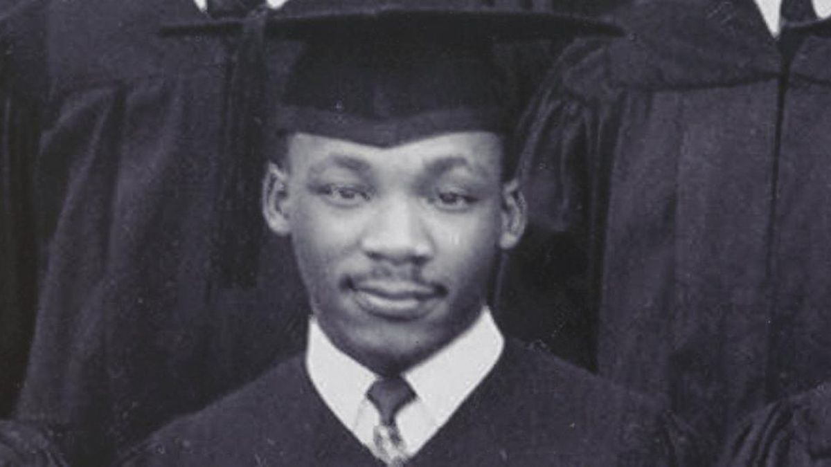 Young MLK's letter to the editor revealed the man he would become