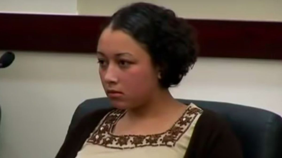 Why does Cyntoia Brown have to wait until August to leave prison?