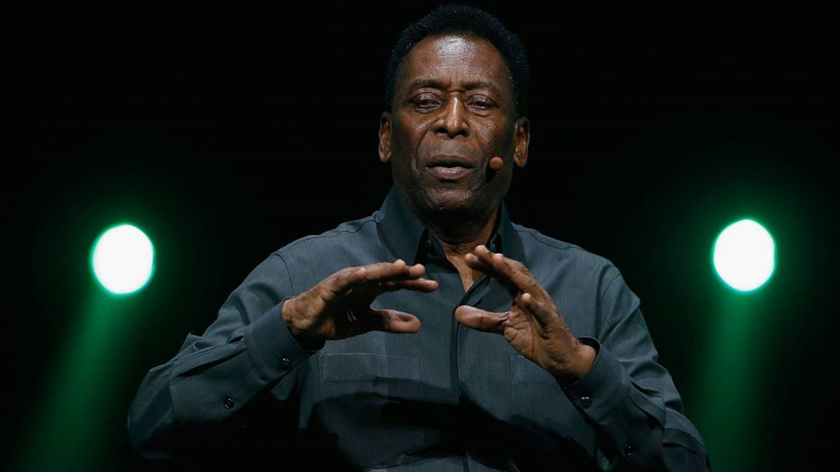 Soccer great Pelé opening second retail store in US