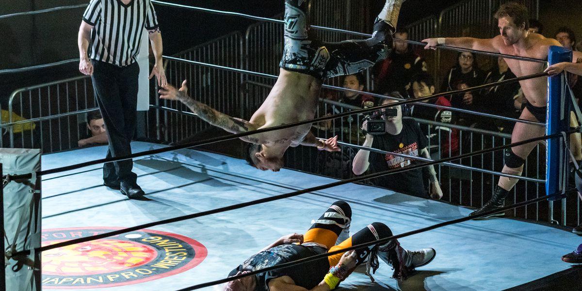PHOTOS: New Japan Pro Wrestling hits the ATL