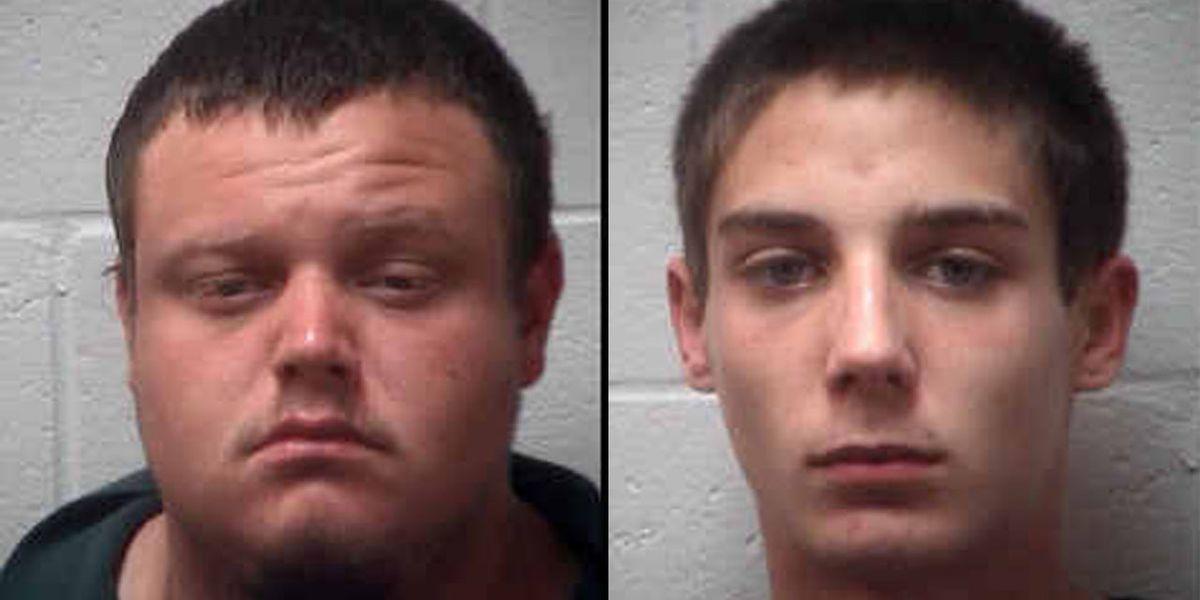 2 arrested in crash that killed toddler