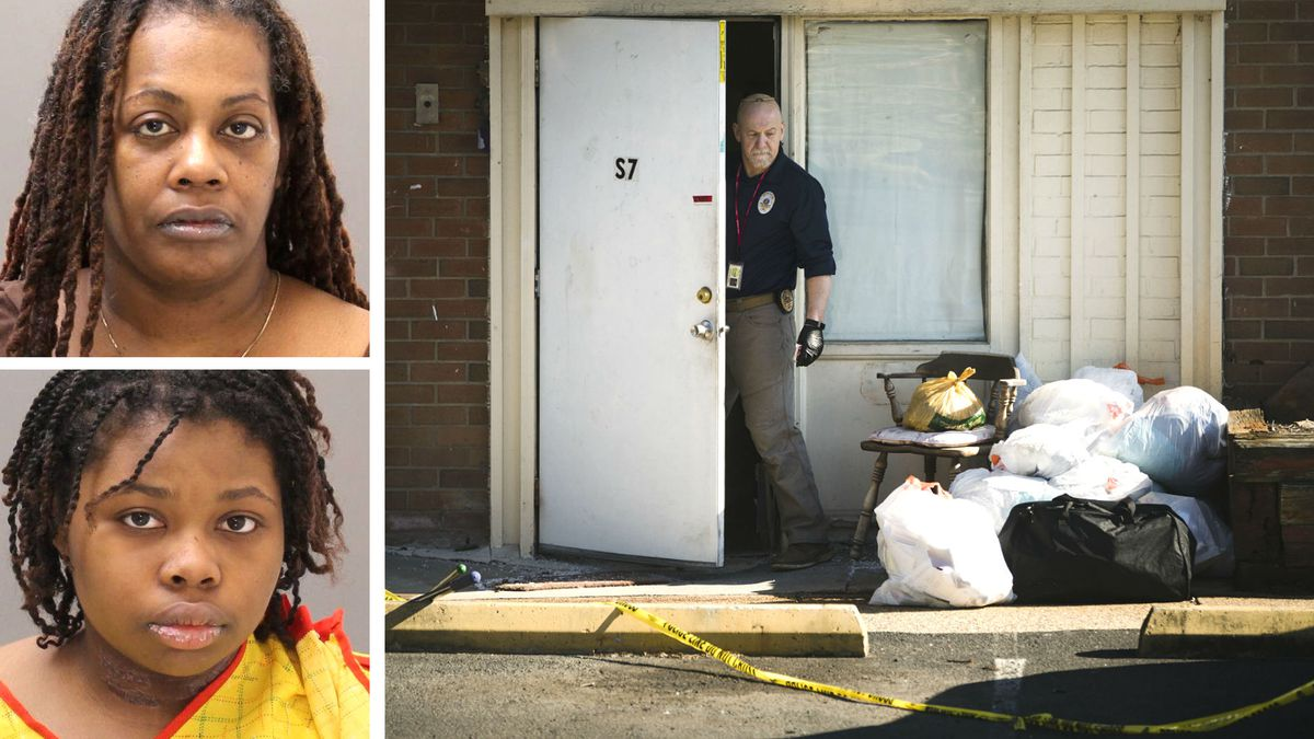 Pennsylvania mother, daughter plead guilty to killing 5 family members, get life sentences