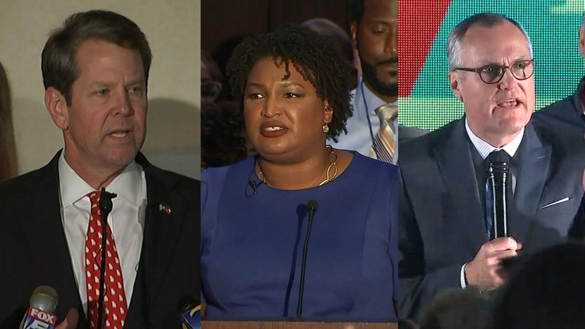 Georgia gubernatorial race sets spending record